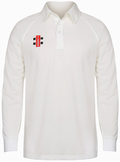 ALCC Gray Nicolls Matrix Long Sleeved Shirt Snr
